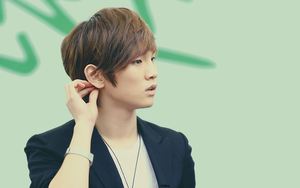 SHINee Key Wallpaper by IchigoPlum