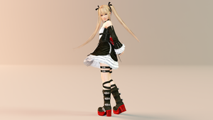 Dead Or Alive - Marie Rose 04 by DoraiBoonzu