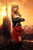 Ms.Marvel - Marvel Comics by WhiteLemon