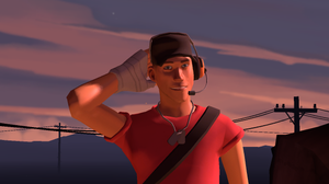 Smirk Tutorial Results=A Nice Looking Scout Smile by CrudeCuttlefish