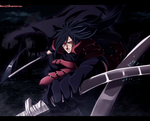 Madara Uchiha - Naruto |Color| by Airest27