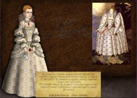 Tudor Queens Series- Elizabeth I by Lucrecia-89