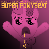 Super Ponybeat Vol. 048 Mock Cover by TheAuthorGl1m0