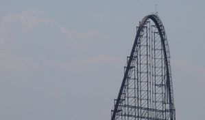 Millennium Force by invisiblecaper