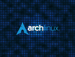 ArchLinux Tileable Wallpaper by npk1