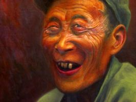 close up of the commie by yjianlong