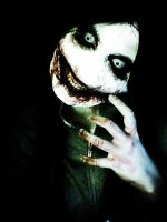 Jeff The Killer - Make Up BY Silery by SileryMakeUp