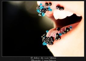El dulce de tus labios by the3Alex