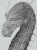 Saphira by The-Apiphobic-Artist