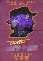 7th Doctor - Sylvester McCoy - Minimalist by Stormy94