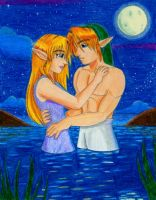Nocturn Romance by Malu-CLBS