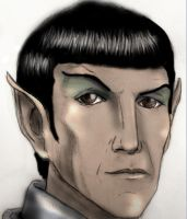 SPock the Voyage home by Idigoddpairings