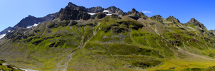 Silvretta Panorama by LotusOnlineDe