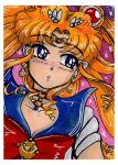 ATC 123 - Sailor Moon Forever by Sir-Frog