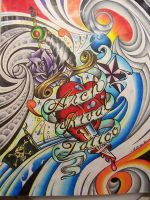 Arch Rival Tattoo by ritch-g
