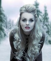 Snow Beauty Manipulation by camilaventurini
