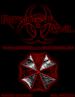 Resident Evil Fan Fic Cover by viperaviator