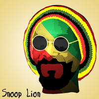 snoop lion by romaromeo