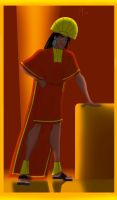 Adult Kuzco by DisneyGuys