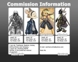 Commission info by TheLivingShadow
