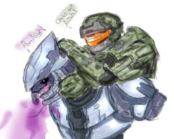 Halo Reach: Assassinations? by Guyver89