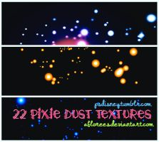Pixie Dust Textures by aflorees