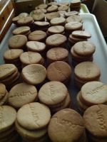 wedding cookies by Debals