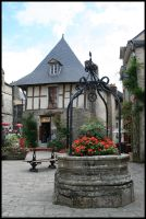 Breizh 13 - The wishing well by Metalelf0