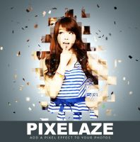 Pixlaze Photoshop Action by hemalaya