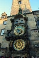 The Astronomical Clock by SugarZombieDoll