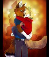This Chick... by Lost-Wolf-Soul