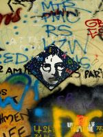 The John Lennon Wall09 by abelamario