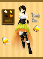 Candy Corn Adoptable {CLOSED} by Momo-Adopts