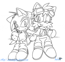 :.Lineart.: by andreahedgehog