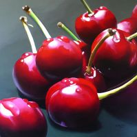 Cherries by Lillemut