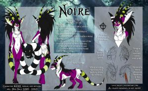 Ref : Noire ver. 2.0 by Inkfall