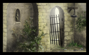 Speedpainting 13 by woutart