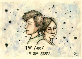 The Fault In Our Stars by yellowforehead