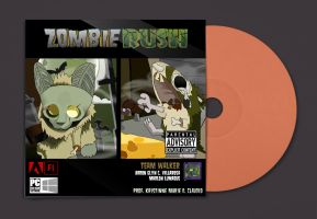 Zombie Rush CD Design by arronglyn
