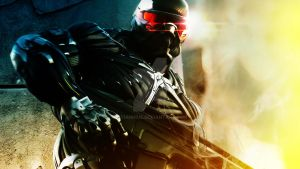Crysis 2 by stiannius