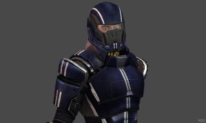Kaidan Alenko Default Suit HR v.2 by g1pno