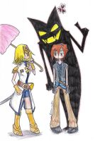 Okage - Stan VS Rosalyn by TeamRocket