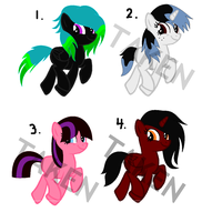 MLP Adopts- CLOSED by EssentialNightfall