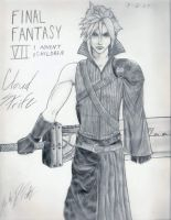 FFVIIAC: CLOUD STRIFE by Princess-SURprise446