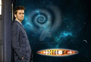 doctorwho vistadesktop tennant by Tarla-Trent