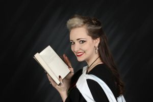 Reader by Morgaine-le-Fay