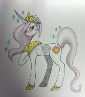 Princess Molestia by DeadBunny16