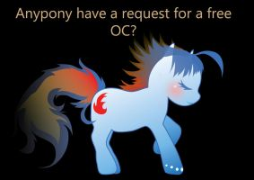 Free OC Ponies -CLOSED- by HannahMeyers