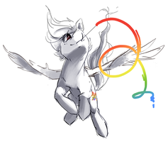 Colorwheel sketch by Keekoi