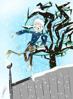 Snow day! (and christmas) by Imgine